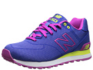 New Balance Classics WL574 Purple, Pink Shoes