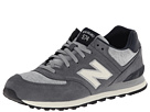 New Balance Classics ML574 Pennant Collection Grey, White Shoes