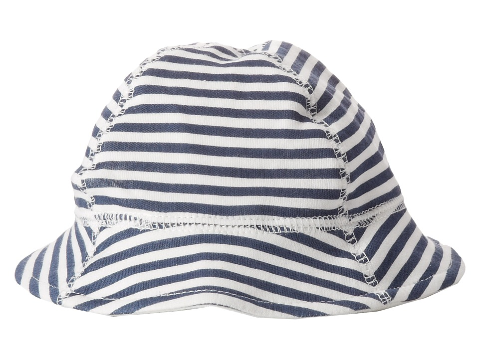 San Diego Hat Company Kids - CTK2388 Baby Nautical Hat (Infant) (Navy) Traditional Hats