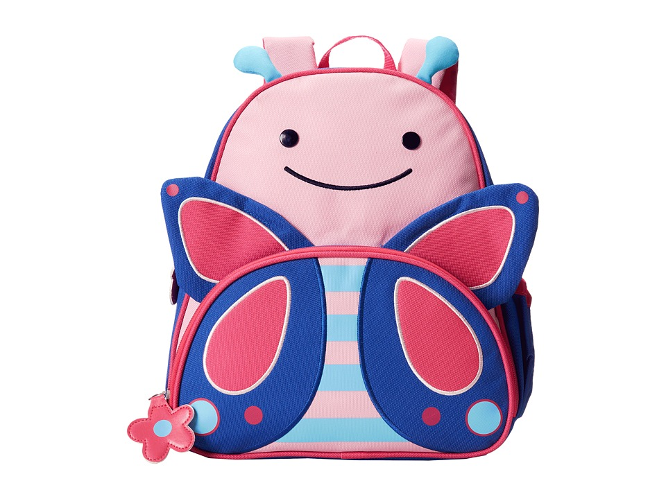 Skip Hop - Zoo Pack - Butterfly (Butterfly) Diaper Bags