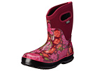 Bogs - Classic Winter Blooms Mid (Berry Multi) -