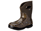 Bogs - Winterberry Mid Classic (Chocolate Multi) -