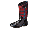Bogs - Classic Winter Plaid Tall (Red Multi) -