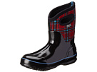 Bogs - Classic Winter Plaid Mid (Red Multi) -
