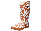 Bogs - Rainboot Animal Prints: Cow (White Multi) -