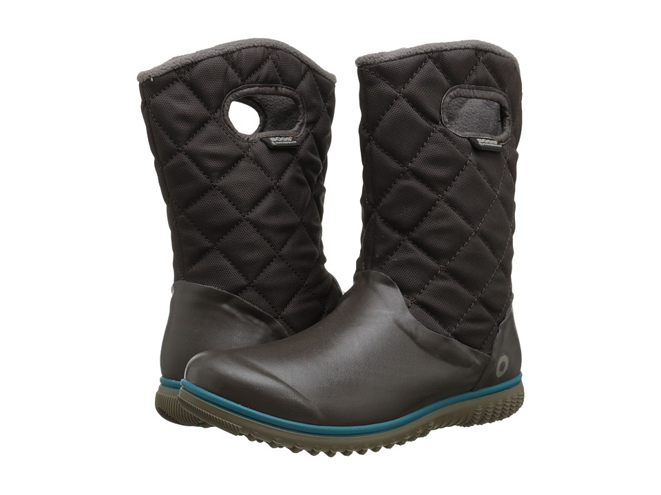Bogs - Juno Mid (Chocolate) Women