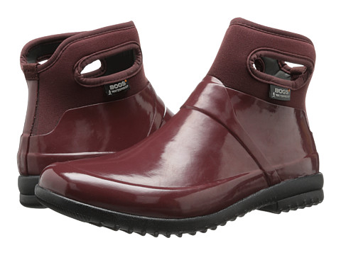 Bogs Seattle Solid Mid - Raisin