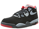 Nike - Air Flight '89 (Black/Dark Magnet Grey/University Red/Magnet Grey)