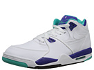 Nike - Air Flight '89 (White/Dark Concord/Hyper Jade/White)