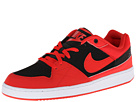 Nike - Priority Low (Black/White/Challenge Red)