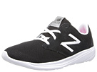 New Balance Classics WL1320 Black, Red Shoes