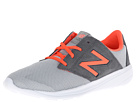 New Balance Classics WL1320 Grey, Red Shoes