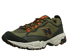 New Balance Classics M801 Classic Trail Military Orange Shoes