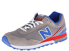 New Balance Classics ML515 Grey, Blue 14 Shoes