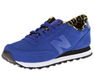 New Balance Classics WL501 High Roller Blue, White, Brown Shoes