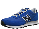 New Balance Classics ML501 Blue, White, Brown Shoes