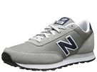 New Balance Classics ML501 Grey, Navy Shoes