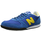 New Balance Classics ML402 Blue, Yellow Shoes