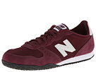 New Balance Classics ML402 Maroon Shoes