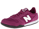 New Balance Classics WL402 Purple, White Shoes