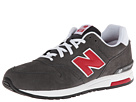 New Balance Classics ML565 Grey, Red 14 Shoes