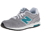 New Balance Classics ML565 Grey, Teal Shoes