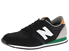 New Balance Classics U420 NYC Black Shoes