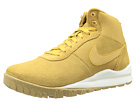 Nike - Hoodland Suede (Haystack/Gum Light Brown/Metallic Gold/Sail)