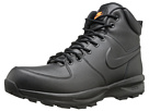 Nike - Manoa Leather (Black/Total Orange/Black)
