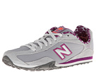 New Balance Classics WL442 Grey, Purple 14 Shoes