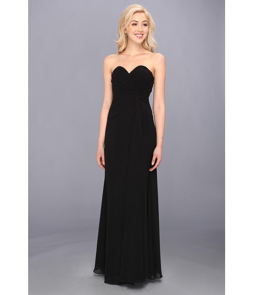 Faviana Strapless Sweetheart Dress 6428 Black Womens Dress