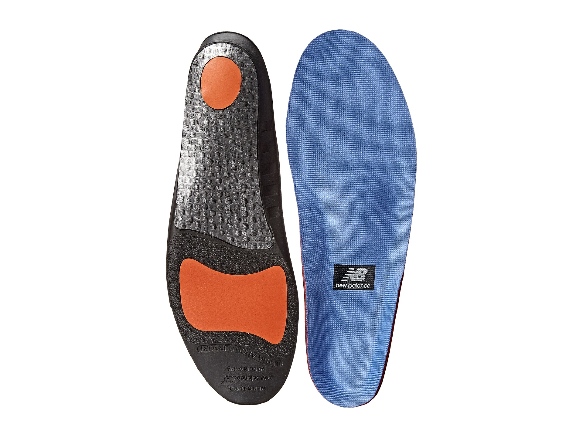 new balance pressure relief insoles ipr 3020