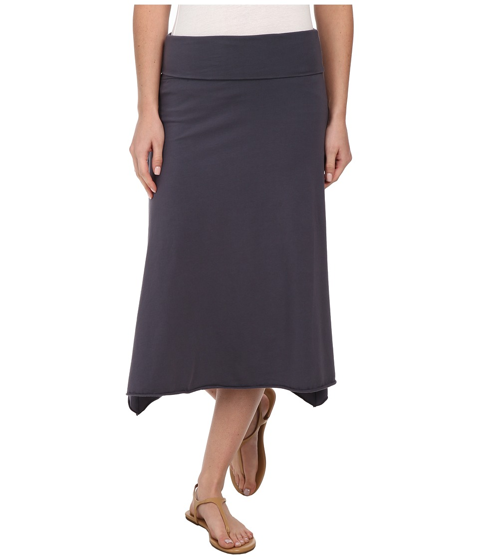 Allen Allen Asymmetrical Skirt Flint Womens Skirt