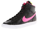 Nike Match Supreme Hi Leather (Black/Cool Grey/Volt/Hyper Pink)