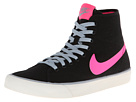 Nike - Primo Court Mid Canvas (Black/Light Magnet Grey/Sail/Hyper Pink)