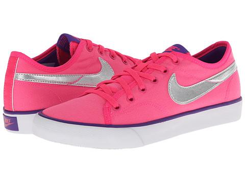 Nike Go Women's Canvas Shoes - Chlorine Blue/Chlorine Blue-White-Neutral Grey