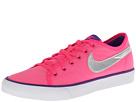 Nike Primo Court Canvas (Hyper Pink/Hyper Grape/White/Metallic Silver)