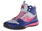 Nike - Dual Fusion Hills Mid (Deep Royal Blue/Light Magnet Grey/Black/Hyper Pink)