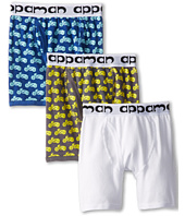 Appaman Kids - Cool and Comfy Motor Bike Undies Pack of 3 (Toddler/Little Kids/Big Kids)
