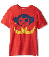 Appaman Kids - Super Soft Classic Cotton Tee w/ Pirate Monkey Graphic (Toddlers/Little Kids/Big Kids)