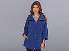 Cole Haan - Dolman Sleeve Rain Jacket (Ultramarine) - Apparel