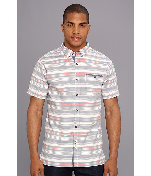 Marc ecko cut sew knox s s shirt white shipped free at for Marc ecko dress shirts