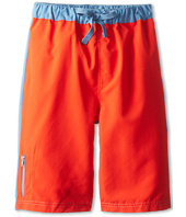 Appaman Kids - Contrast Colorblock Swim Trunks (Toddler/Little Kids/Big Kids)