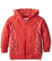 Appaman Kids - Super Soft Graphic Zip Up Hoodie (Toddler/Little Kids/Big Kids)
