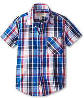 Appaman Kids - Plaid Button Front Tilden Shirt (Toddler/Little Kids/Big Kids)