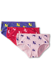 Appaman Kids - Super Soft Girl Undies Pack of 3 (Toddler/Little Kids/Big Kids)