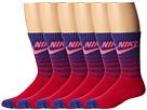 Nike NSW Classic Striped HBR Sock (Fuchsia Force/Dark Concord/Hyper Pink)