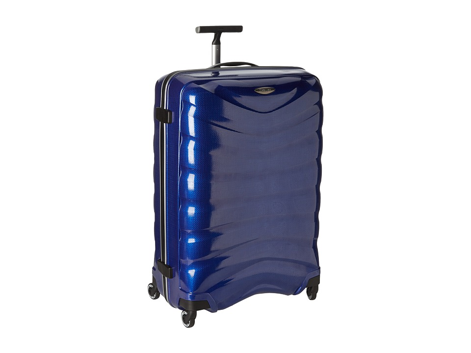 Samsonite Firelite Black Label 28 Spinner Deep Blue Luggage
