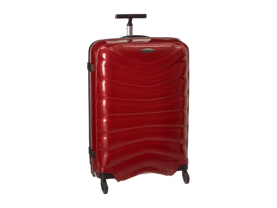 Samsonite Firelite Black Label 28 Spinner Chili Red Luggage