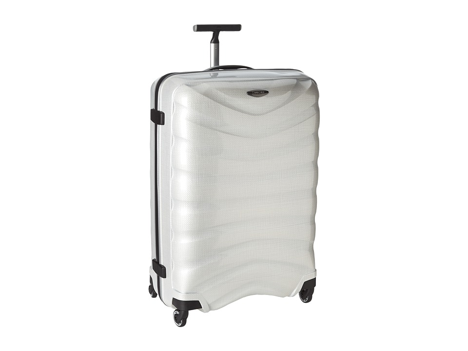 Samsonite Firelite Black Label 30 Spinner Off White Luggage